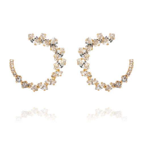 Angie Earrings Crystal