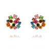 Kassandra Rainbow Earrings